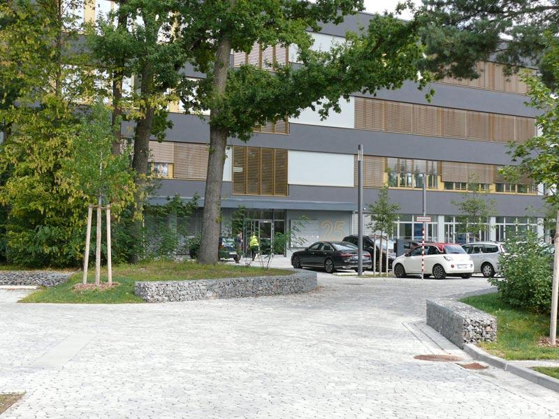 Bürogebäude KKWW