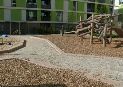 Wohnbauprojekt EUROPAN